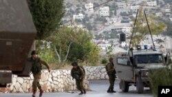 6月22日以色列軍人在搜尋三名失蹤以色列少年時與巴勒斯坦人爆發衝突。