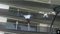 France child rescue