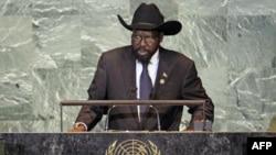 Cənubi Sudan prezidenti Salva Kiir