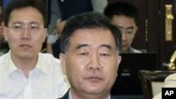中国广东省委书记汪洋(资料照片)