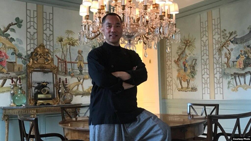 """郭文贵采访中没有放出的""""核弹"""""""