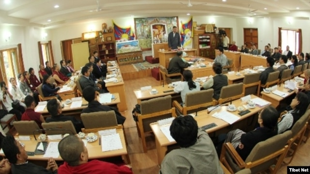Parliament Session Begins Amid Crisis in Tibet