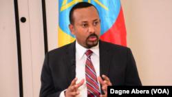 Premijer Etiopije Abij Ahmed priča o svojoj prvoj godini na položaju, 27. maja 2019. u Adis Abebi