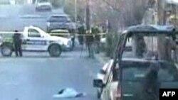 В перестрелке наркокартелей на севере Мексики погиб 21 человек