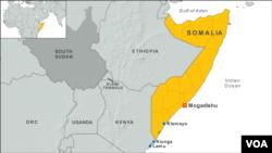 Kismayo, Somalia