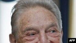 Corc Soros yalnız ailənin vəsaitlərini idarə edəcək