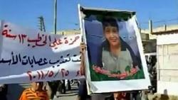 شمار تلفات سرکوب معترضان در شمال غرب سوريه به ۳۵ نفر افزایش یافت