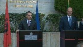 Shqipëri-Itali, bashkë kundër terrorizmit
