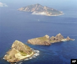 钓鱼岛(尖阁诸岛)。(资料照片)
