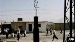 Афганская школа в Кабуле