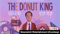 """The Donut King"" Documentary Film. (Greenwich Entertainment)"