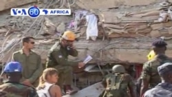 At least nine dead after shopping mall collapses in capital city of Accra in Ghana.