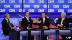 Arizonada o'tgan debatdan, 22-fevral, 2012-yil