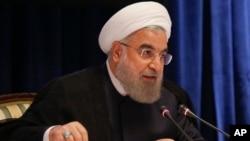حسن روحانی در نشست خبری روز پنجشنبه