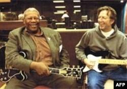 Erik Klepton čekao je deset godina na jednu od Hendersonovih gitara.