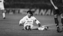 Dijego Armando Maradona (1960 - 2020)