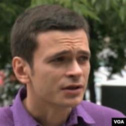 Internet za rusku opoziciju ima unikatan značaj: Ilya Yashin