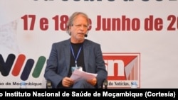 Mia Couto, Conferência Científica Sobre a Covid-19 em Moçambique