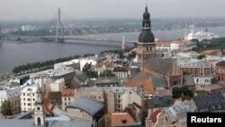 Столица Латвии Рига, где пройдет саммит «Восточного партнерства»