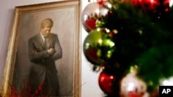 """""""No te preocupes por Santa Claus"""", escribió el presidente estadounidense el 28 de octubre de 1961."""
