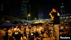 Renewed Calls for Protests in Hong Kong