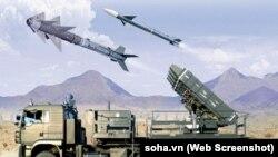 Hệ thống phòng không SPYDER nhập từ Israel sẽ được dùng để bảo vệ bầu trời Đà Nẵng trong thời gian diễn ra APEC.