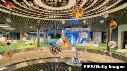 موزیم فیفا ۱۴۰ میلیون دالر هزینه برداشته است