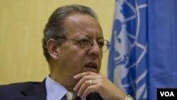 جمال بنعمر نمایندۀ ویژه ملل متحد در یمن از مقامش کنار رفت