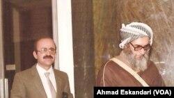 Ahmad Eskandari & Shekh Iziddin Hossaeini