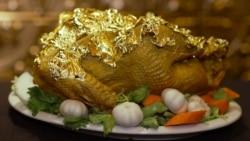 La fête de Thanksgiving célébrée avec des réfugiés à Arlington