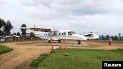 طیارے میں عملے سمیت 19 افراد کے سوار ہونے کی گنجائش تھے — فائل فوٹو