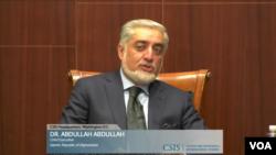 عبدالله: دهشت افگنی تهدید مشترک ما می باشد