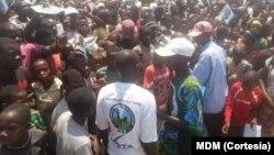 Campanha eleitoral do MDM