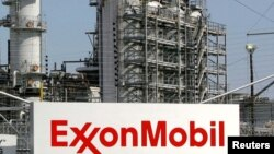 El valor en bolsa de Exxon-Mobil se eleva ahora a $417 mil millones de dólares.