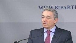 Álvaro Uribe se pronuncia acerca del narcotráfico en México