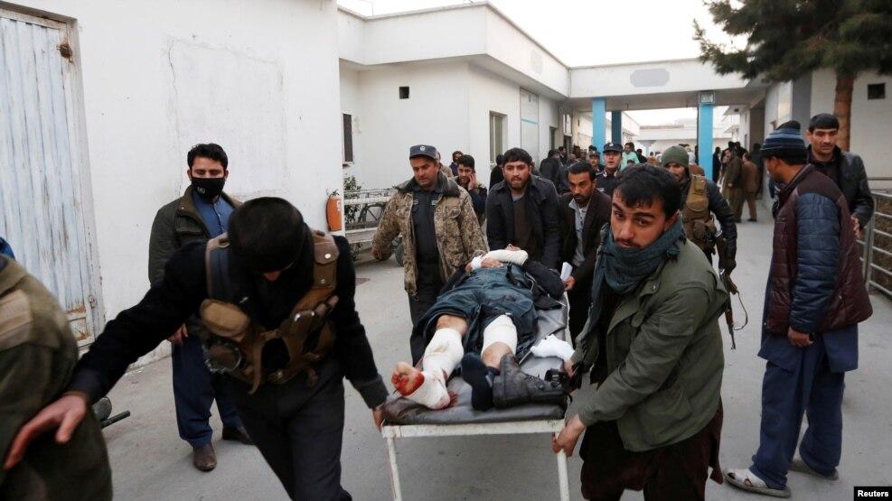 Afganistan, dhjetëra të vrarë nga sulmet vetvrasëse