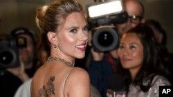 سال گذشته«اسکارلت جوهانسون» از جمله ستارههای فیلم «جوجو خرگوشه» اثری به کارگردانی تایکا وایتیتی در جشنواره فیلم تورنتو بود.