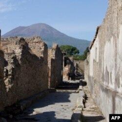 Ruševine grada Pompeji