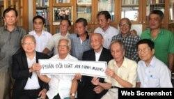Các nhân sĩ, trí thức Việt Nam có nhiều góp ý, phản biện chính sách, nhưng chính quyền Việt Nam thường không lắng nghe