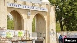 Jami'ar Bayero dake Kano Nigeria.
