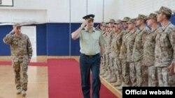 Povratak crnogorskih vojnika iz Avagnistana (rtcg.me)