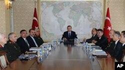 ترکی کا کرد باغیوں کے خلاف زمینی کارروائی کا عندیہ