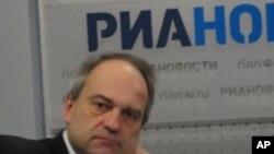 莫斯科國際關係學院學者米金
