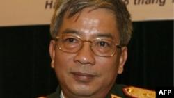 Thứ trưởng Quốc phòng Việt Nam, Thượng tướng Nguyễn Chí Vịnh.