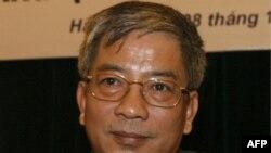 Thứ trưởng Quốc phòng Việt Nam Nguyễn Chí Vịnh.