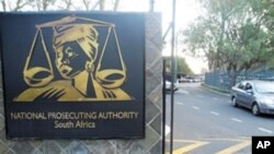 Edificio da Procuradoria Geral da República da África do Sul