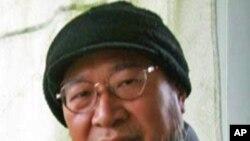 杭州異議人士朱虞夫。(資料圖片)