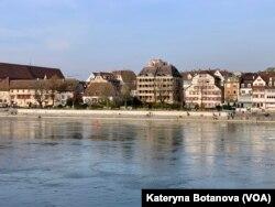 Набережна Рейна