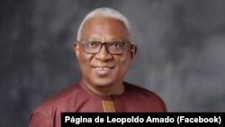 Leopoldo Amado, historiador e comissário da CEDEAO, Guiné-Bissau
