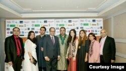 پاکستان اچیومنٹ ایواڈز چیرمئین عطا اے حق